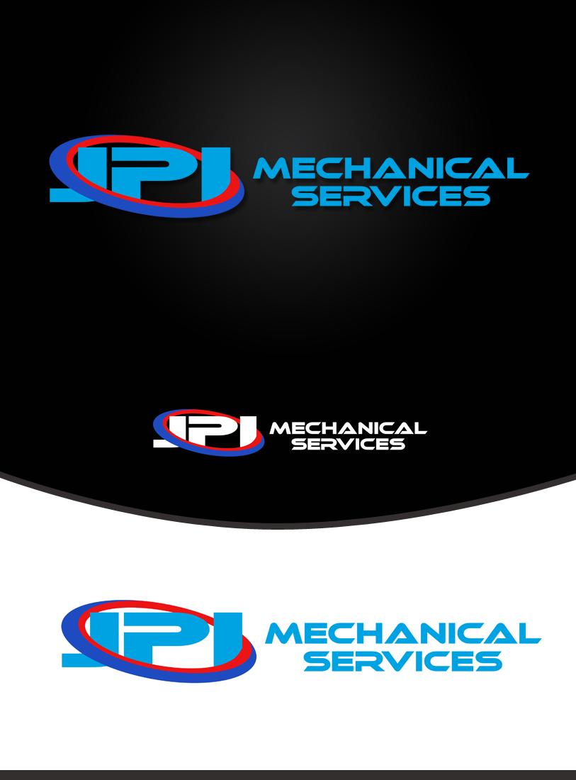 Logo Design by Robert Turla - Entry No. 25 in the Logo Design Contest Inspiring Logo Design for JPI Mecanical Services.