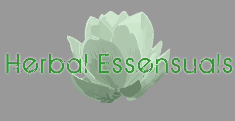 Logo Design by Tim Squire - Entry No. 101 in the Logo Design Contest Captivating Logo Design for Herbal Essensuals.