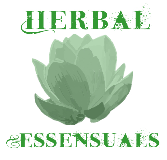 Logo Design by Tim Squire - Entry No. 102 in the Logo Design Contest Captivating Logo Design for Herbal Essensuals.