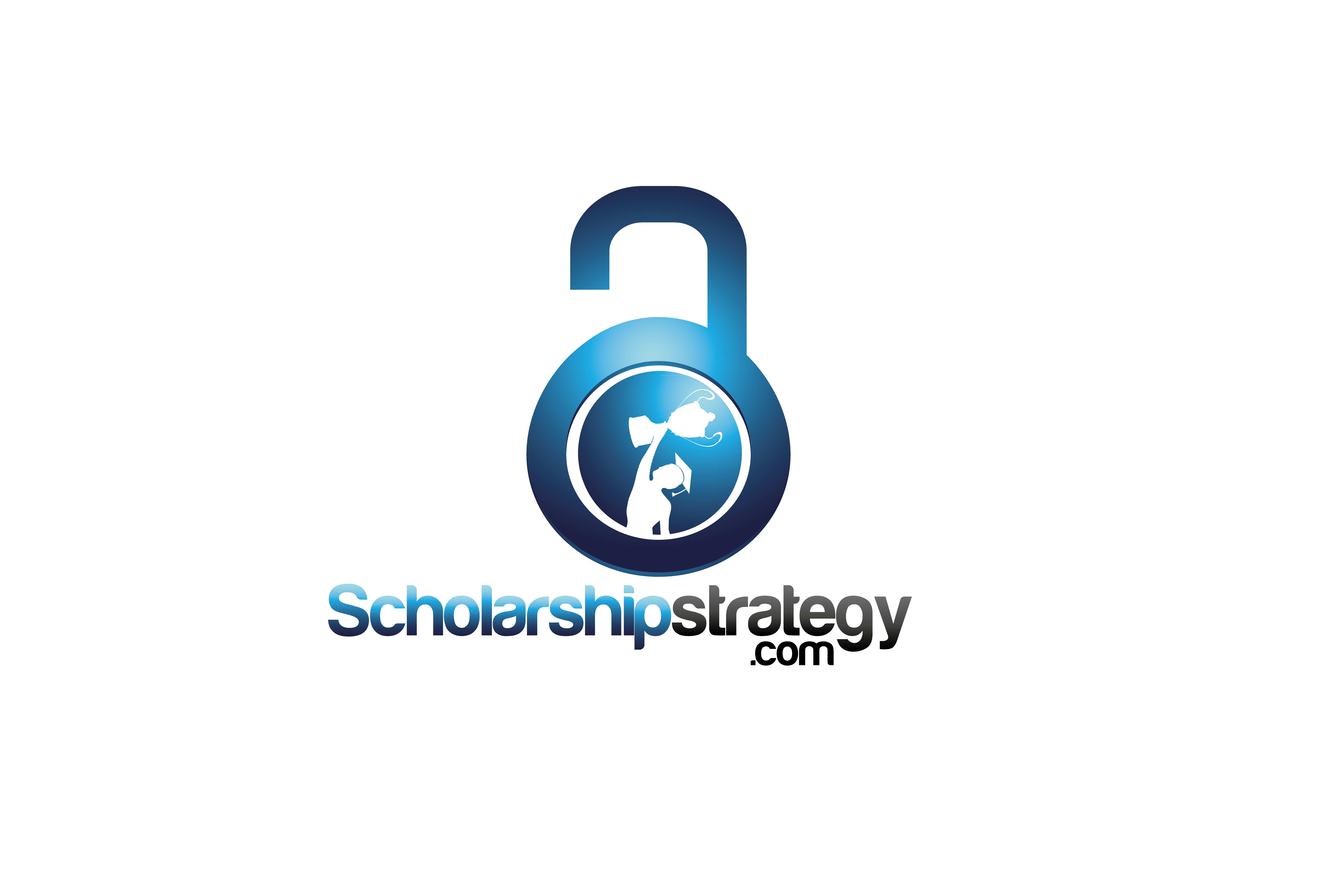 Logo Design by Private User - Entry No. 136 in the Logo Design Contest Captivating Logo Design for Scholarshipstrategy.com.