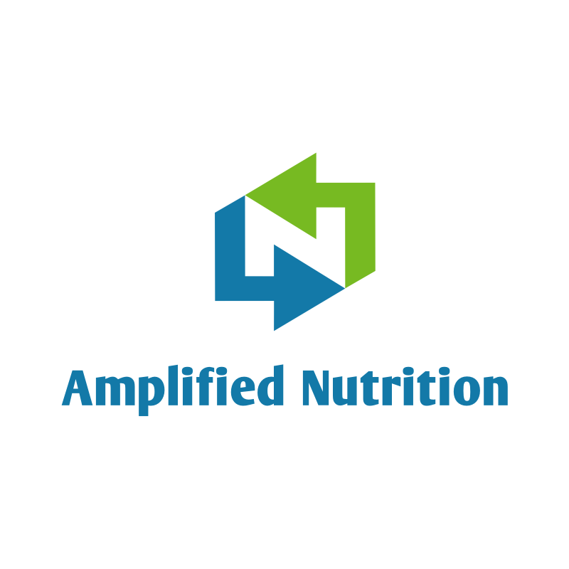 Logo Design by Rudy - Entry No. 1 in the Logo Design Contest Amplified Nutrition.