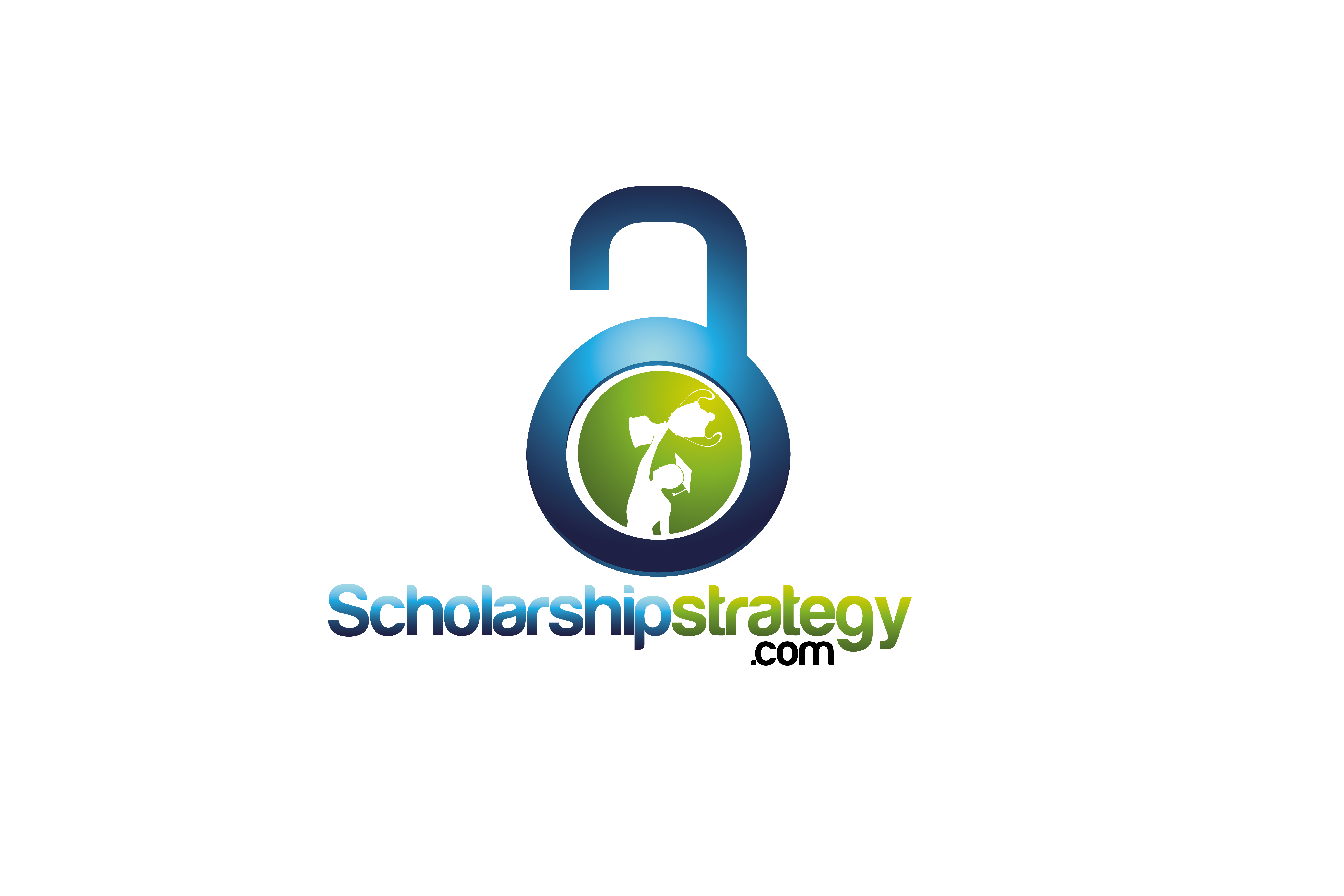 Logo Design by Private User - Entry No. 137 in the Logo Design Contest Captivating Logo Design for Scholarshipstrategy.com.