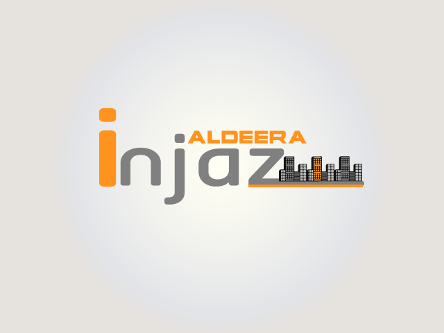 Logo Design by Afechkou Jihad - Entry No. 36 in the Logo Design Contest Fun Logo Design for Injaz aldeera.