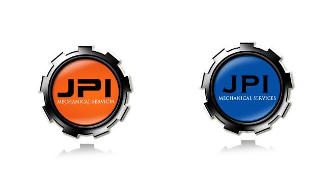Logo Design by Crystal Desizns - Entry No. 26 in the Logo Design Contest Inspiring Logo Design for JPI Mecanical Services.