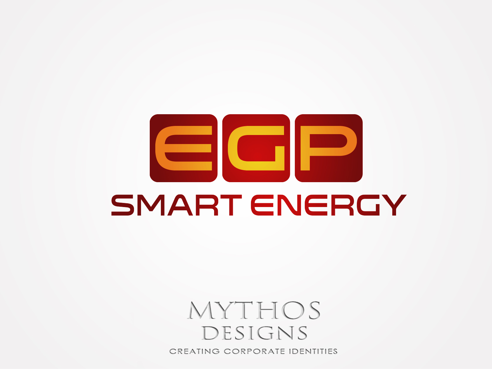 Logo Design by Mythos Designs - Entry No. 27 in the Logo Design Contest Captivating Logo Design for EGP Smart Energy.