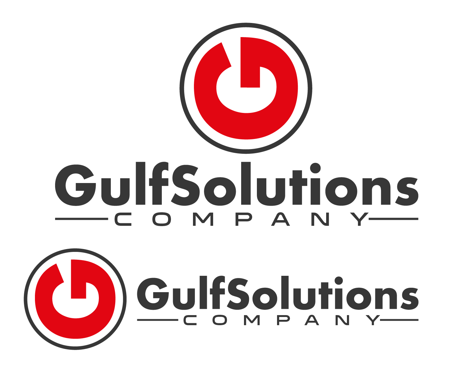 Logo Design by VENTSISLAV KOVACHEV - Entry No. 48 in the Logo Design Contest New Logo Design for Gulf solutions company.