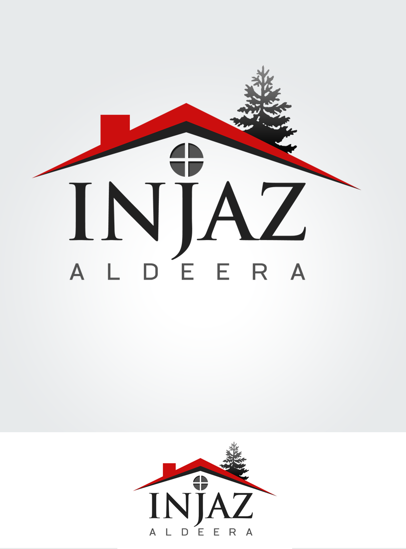 Logo Design by Private User - Entry No. 37 in the Logo Design Contest Fun Logo Design for Injaz aldeera.