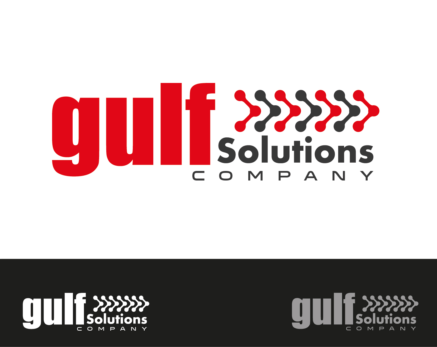 Logo Design by VENTSISLAV KOVACHEV - Entry No. 50 in the Logo Design Contest New Logo Design for Gulf solutions company.