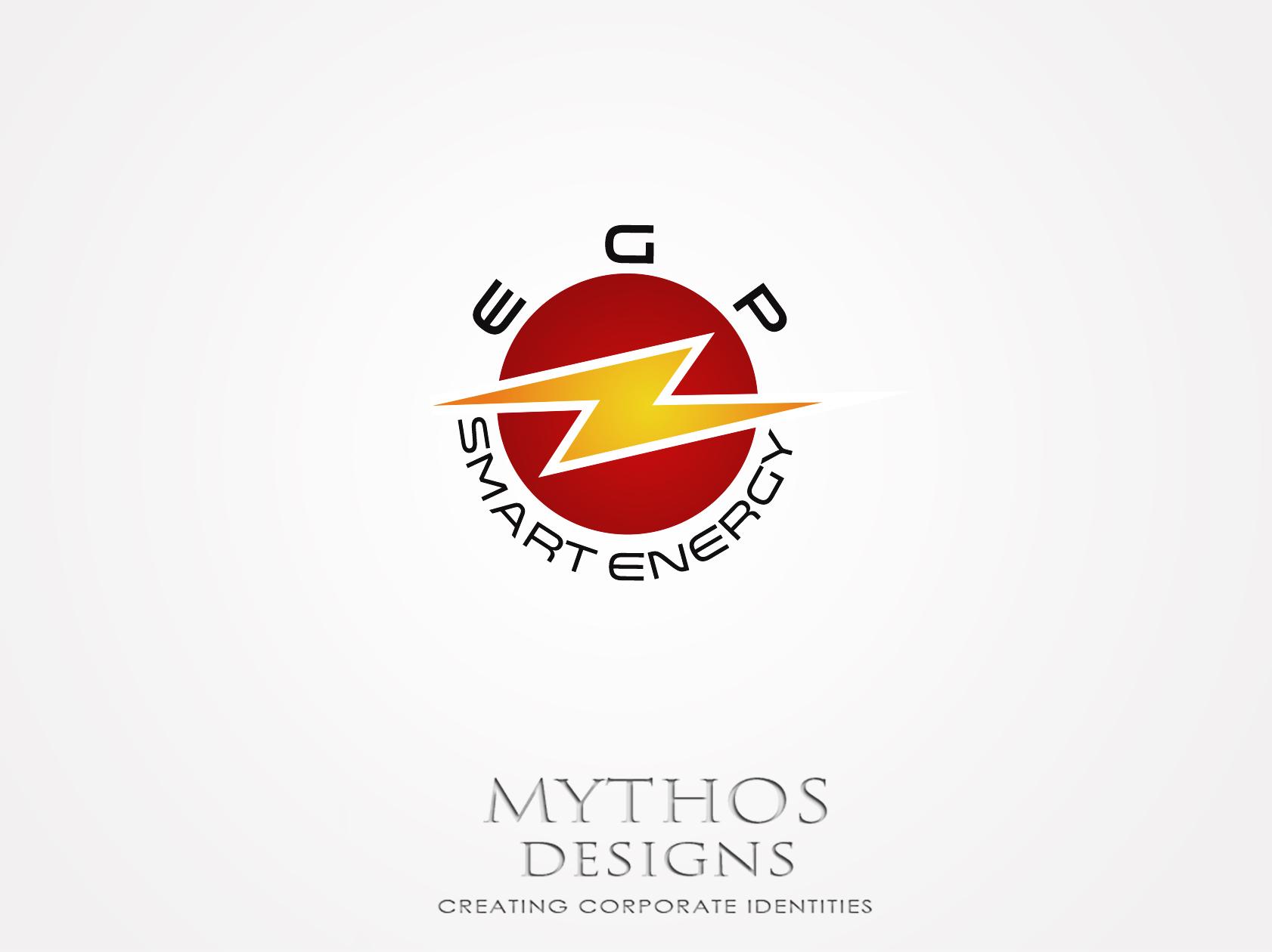 Logo Design by Mythos Designs - Entry No. 28 in the Logo Design Contest Captivating Logo Design for EGP Smart Energy.