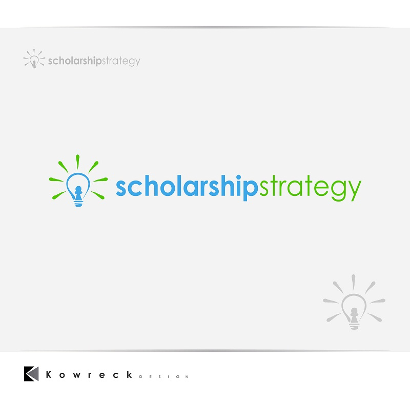 Logo Design by kowreck - Entry No. 164 in the Logo Design Contest Captivating Logo Design for Scholarshipstrategy.com.