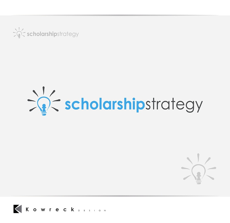 Logo Design by kowreck - Entry No. 165 in the Logo Design Contest Captivating Logo Design for Scholarshipstrategy.com.