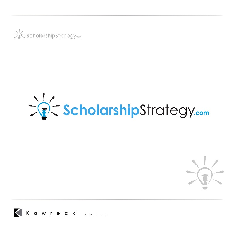 Logo Design by kowreck - Entry No. 166 in the Logo Design Contest Captivating Logo Design for Scholarshipstrategy.com.
