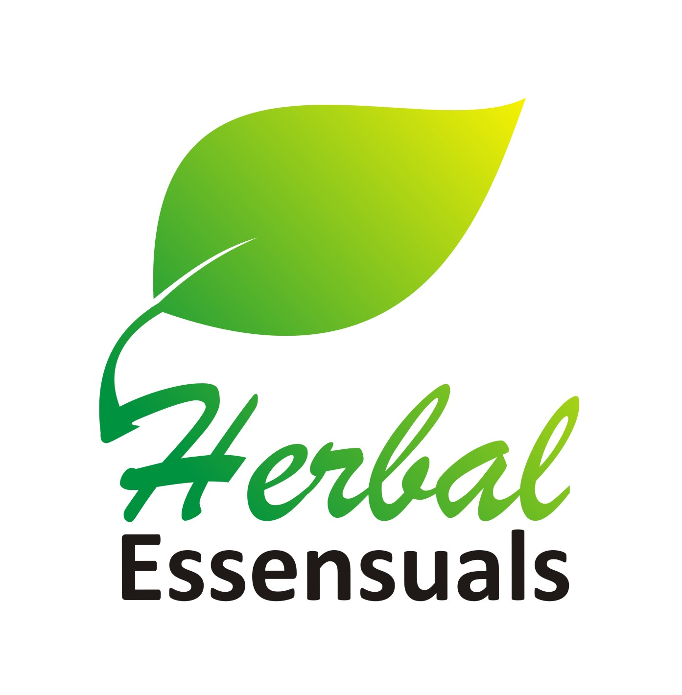 Logo Design by RIzal Sánchez - Entry No. 106 in the Logo Design Contest Captivating Logo Design for Herbal Essensuals.