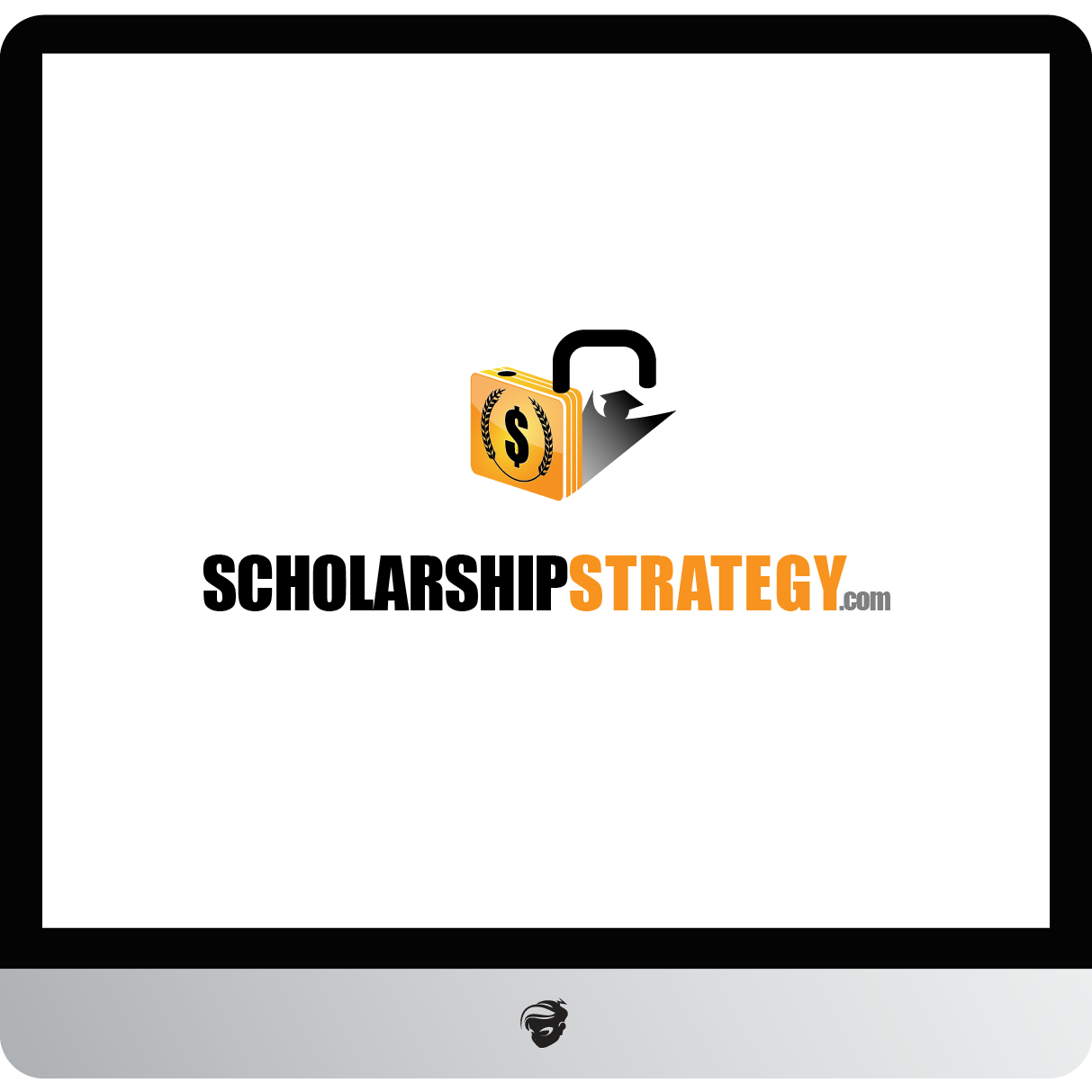 Logo Design by zesthar - Entry No. 171 in the Logo Design Contest Captivating Logo Design for Scholarshipstrategy.com.
