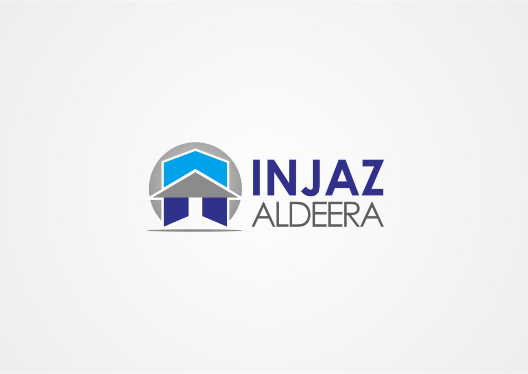 Logo Design by Private User - Entry No. 39 in the Logo Design Contest Fun Logo Design for Injaz aldeera.