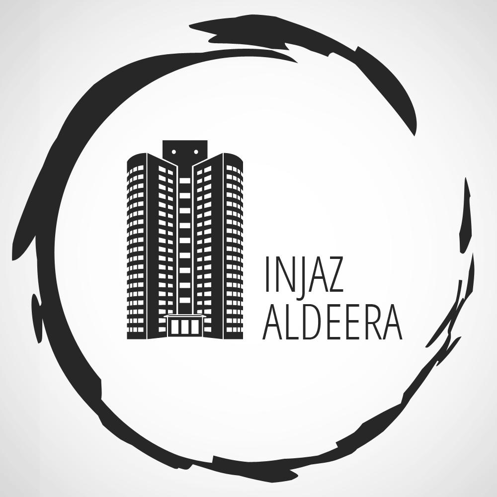 Logo Design by anna_korr - Entry No. 41 in the Logo Design Contest Fun Logo Design for Injaz aldeera.