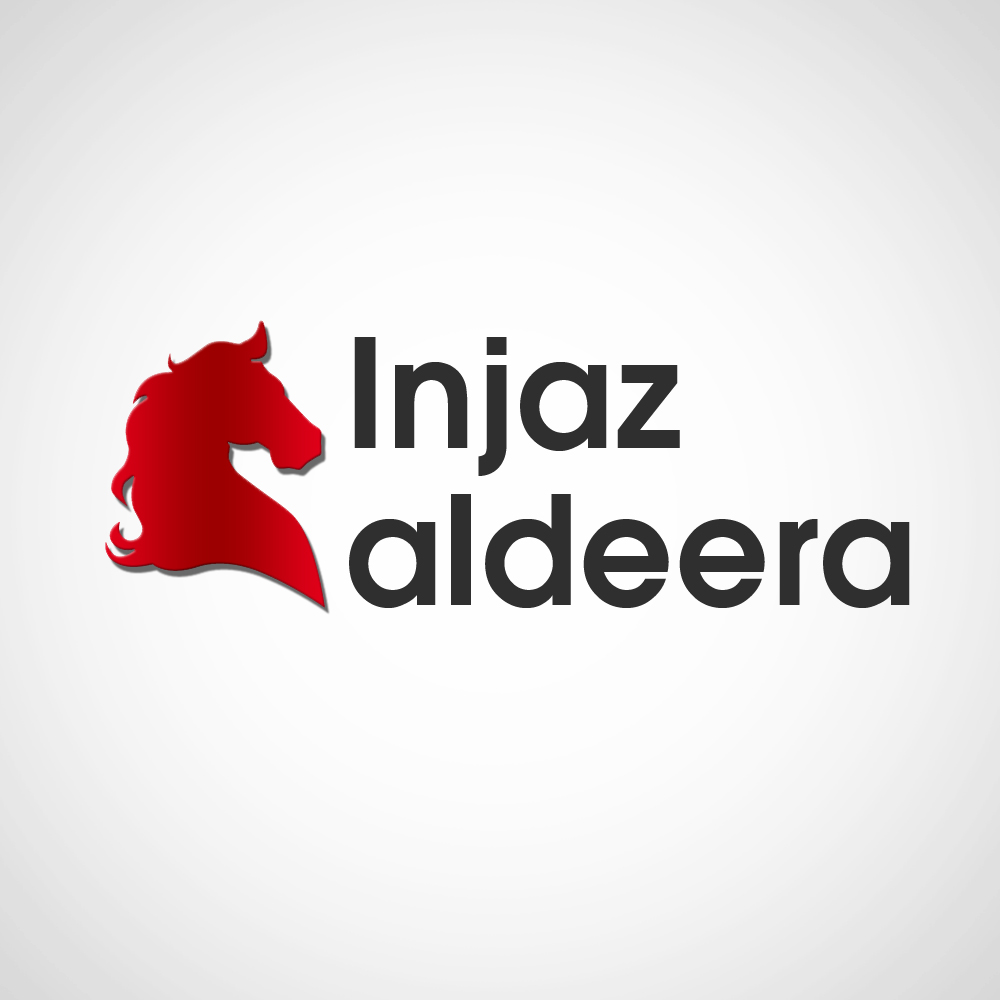 Logo Design by anna_korr - Entry No. 43 in the Logo Design Contest Fun Logo Design for Injaz aldeera.