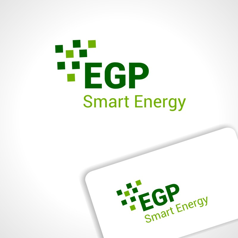 Logo Design by Private User - Entry No. 30 in the Logo Design Contest Captivating Logo Design for EGP Smart Energy.