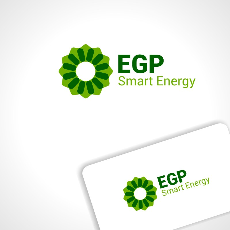 Logo Design by Private User - Entry No. 31 in the Logo Design Contest Captivating Logo Design for EGP Smart Energy.