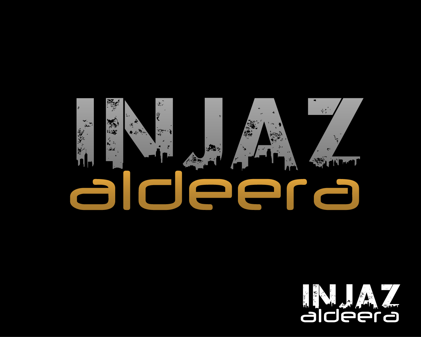 Logo Design by VENTSISLAV KOVACHEV - Entry No. 45 in the Logo Design Contest Fun Logo Design for Injaz aldeera.