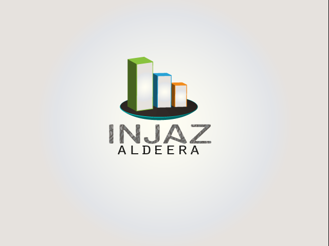 Logo Design by Afechkou Jihad - Entry No. 46 in the Logo Design Contest Fun Logo Design for Injaz aldeera.