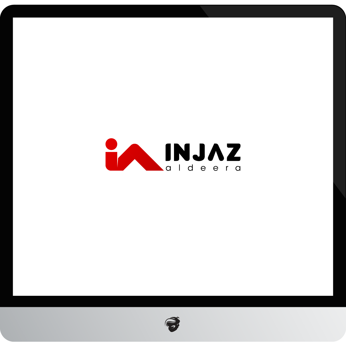 Logo Design by zesthar - Entry No. 49 in the Logo Design Contest Fun Logo Design for Injaz aldeera.