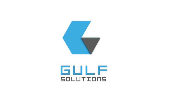 Logo Design by Private User - Entry No. 65 in the Logo Design Contest New Logo Design for Gulf solutions company.