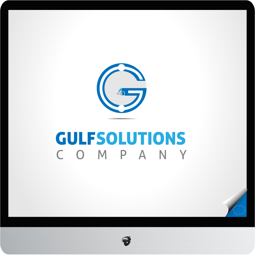Logo Design by zesthar - Entry No. 66 in the Logo Design Contest New Logo Design for Gulf solutions company.
