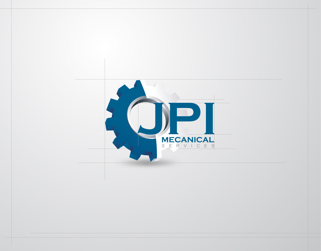 Logo Design by Mark Anthony Moreto Jordan - Entry No. 33 in the Logo Design Contest Inspiring Logo Design for JPI Mecanical Services.