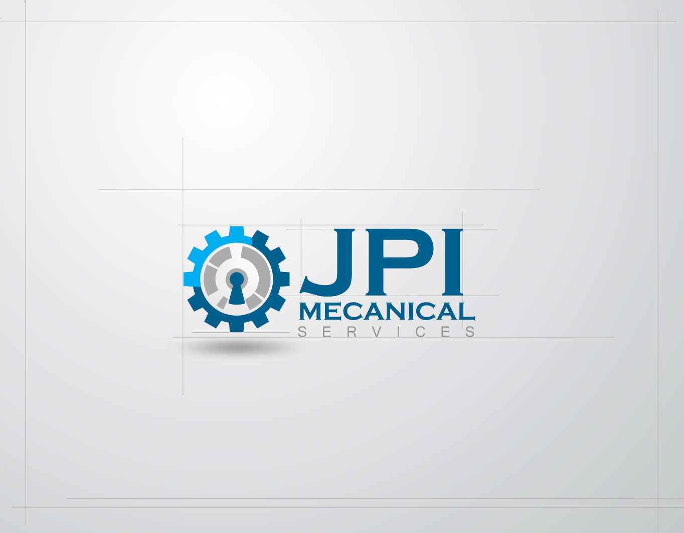 Logo Design by Mark Anthony Moreto Jordan - Entry No. 34 in the Logo Design Contest Inspiring Logo Design for JPI Mecanical Services.