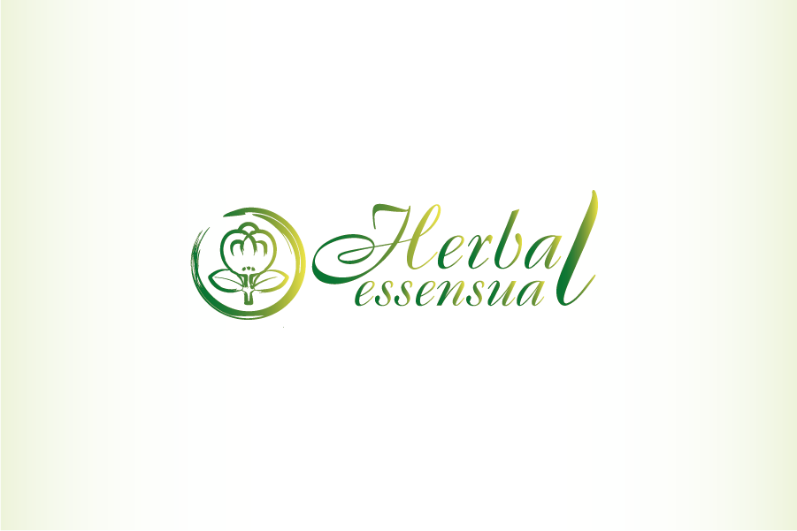 Logo Design by Private User - Entry No. 114 in the Logo Design Contest Captivating Logo Design for Herbal Essensuals.