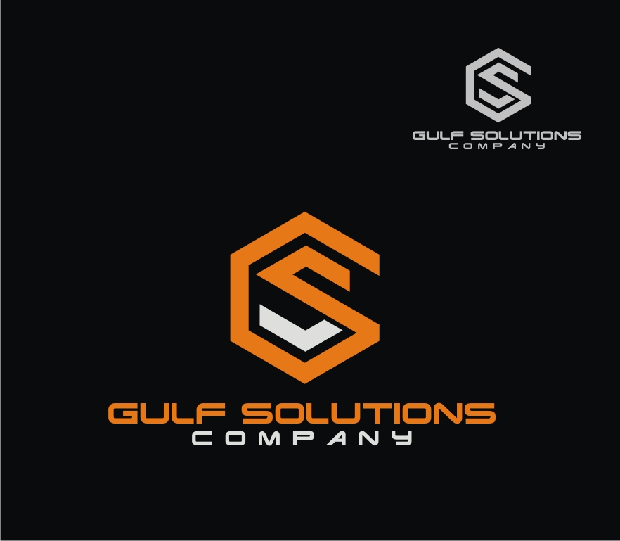 Logo Design by Reivan Ferdinan - Entry No. 67 in the Logo Design Contest New Logo Design for Gulf solutions company.
