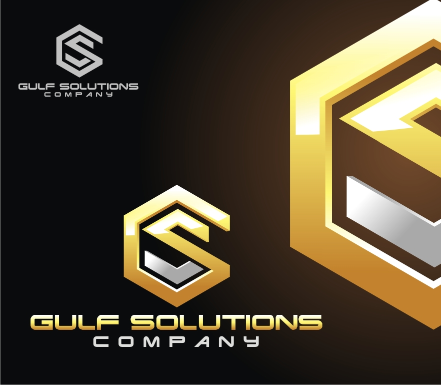 Logo Design by Reivan Ferdinan - Entry No. 68 in the Logo Design Contest New Logo Design for Gulf solutions company.