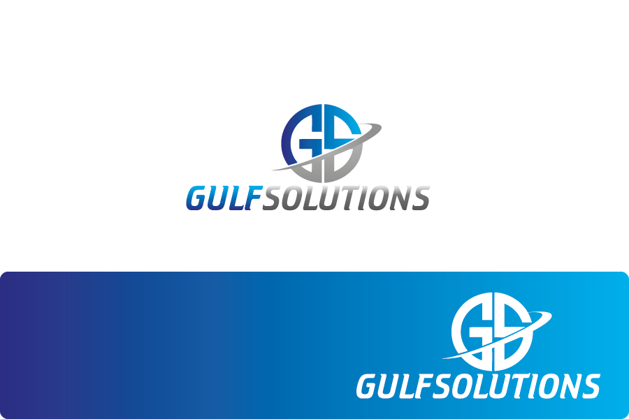 Logo Design by Private User - Entry No. 69 in the Logo Design Contest New Logo Design for Gulf solutions company.