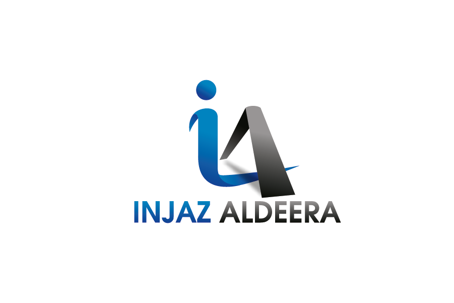 Logo Design by Private User - Entry No. 52 in the Logo Design Contest Fun Logo Design for Injaz aldeera.