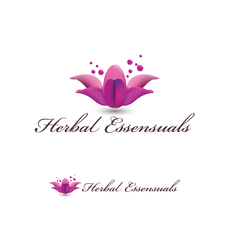 Logo Design by Private User - Entry No. 119 in the Logo Design Contest Captivating Logo Design for Herbal Essensuals.