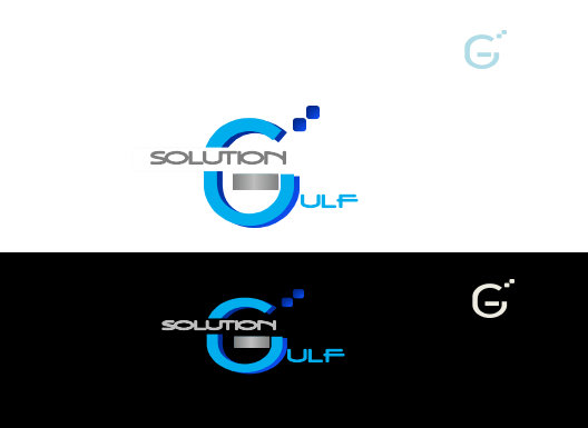 Logo Design by 1303 - Entry No. 70 in the Logo Design Contest New Logo Design for Gulf solutions company.