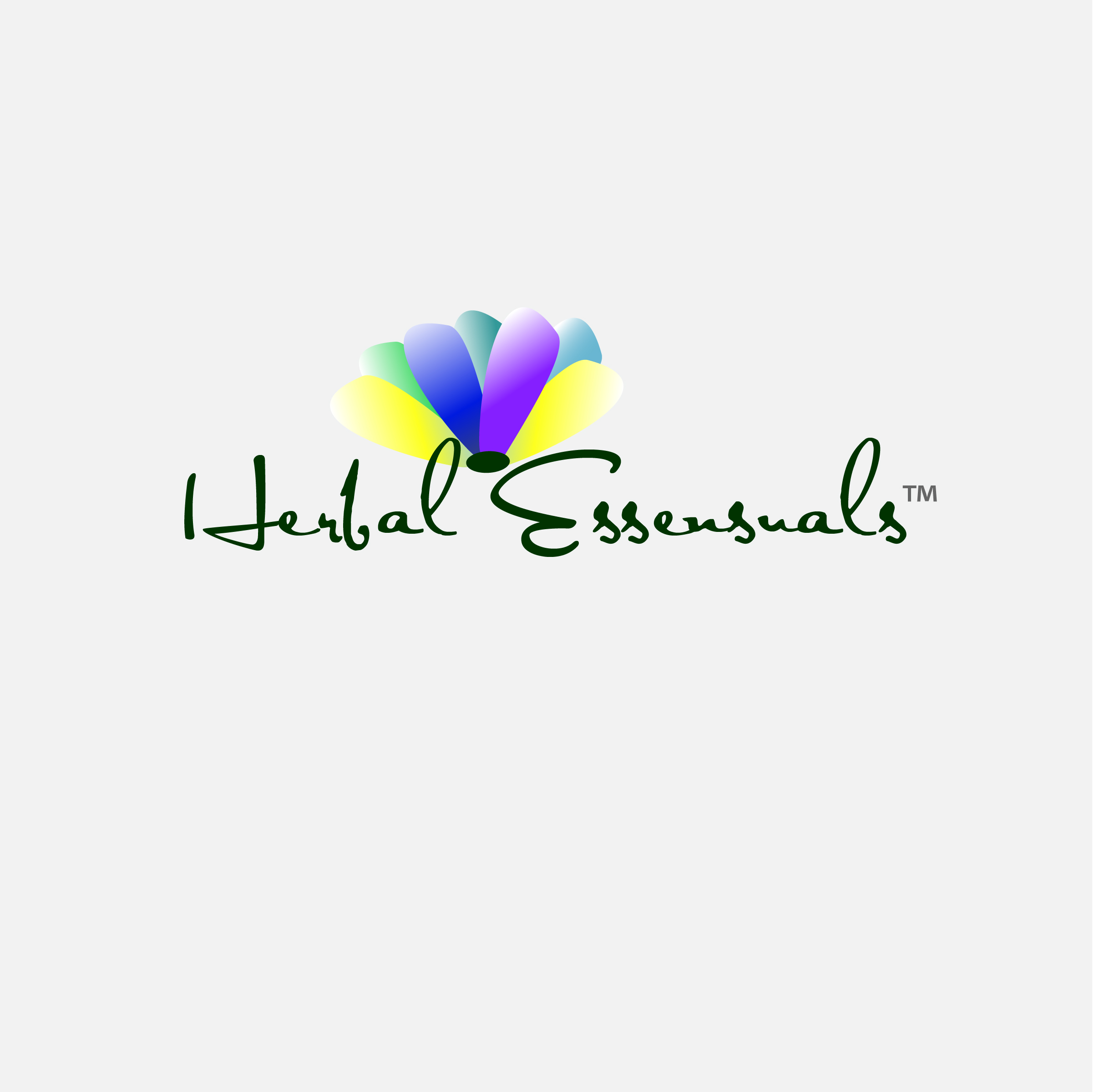 Logo Design by Nancy Grant - Entry No. 128 in the Logo Design Contest Captivating Logo Design for Herbal Essensuals.