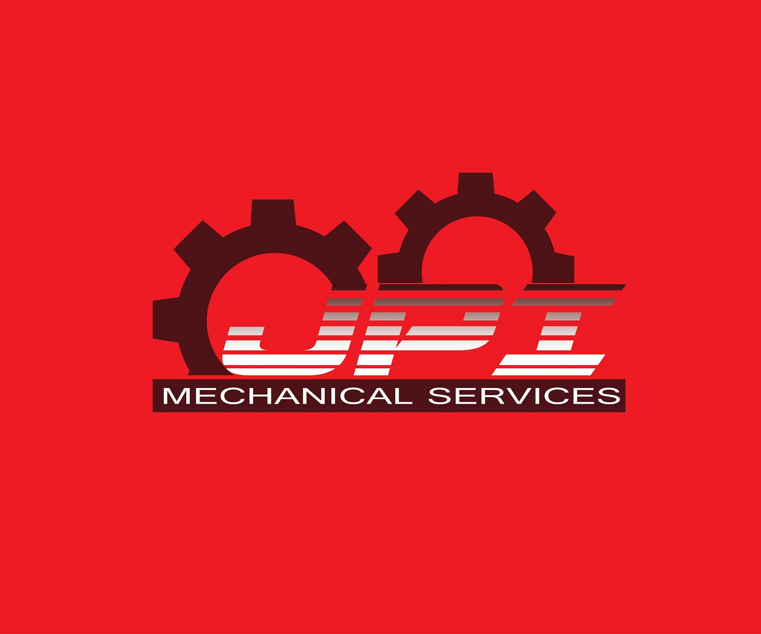 Logo Design by jhunzkie24 - Entry No. 37 in the Logo Design Contest Inspiring Logo Design for JPI Mecanical Services.