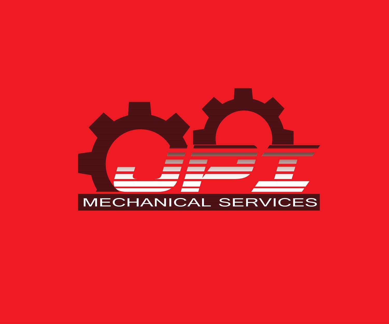 Logo Design by jhunzkie24 - Entry No. 37 in the Logo Design Contest Inspiring Logo Design for JPI Mecanical Services.