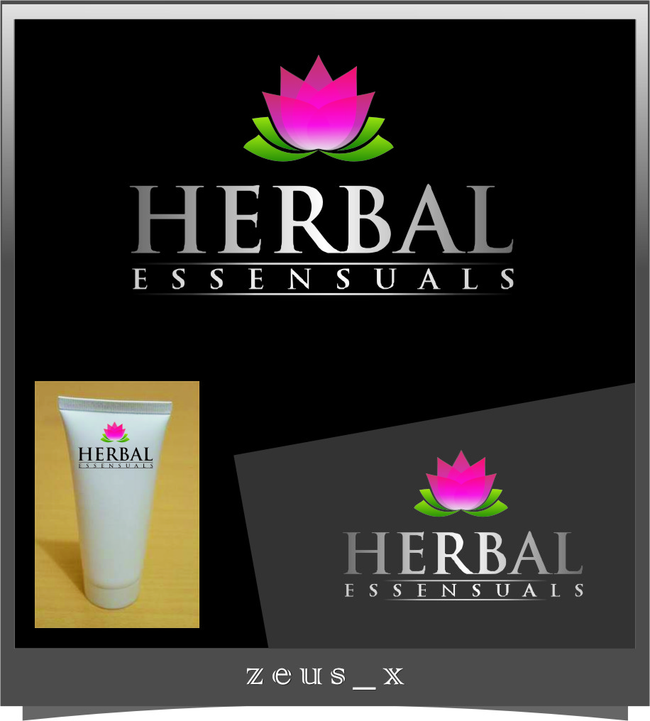 Logo Design by RasYa Muhammad Athaya - Entry No. 134 in the Logo Design Contest Captivating Logo Design for Herbal Essensuals.