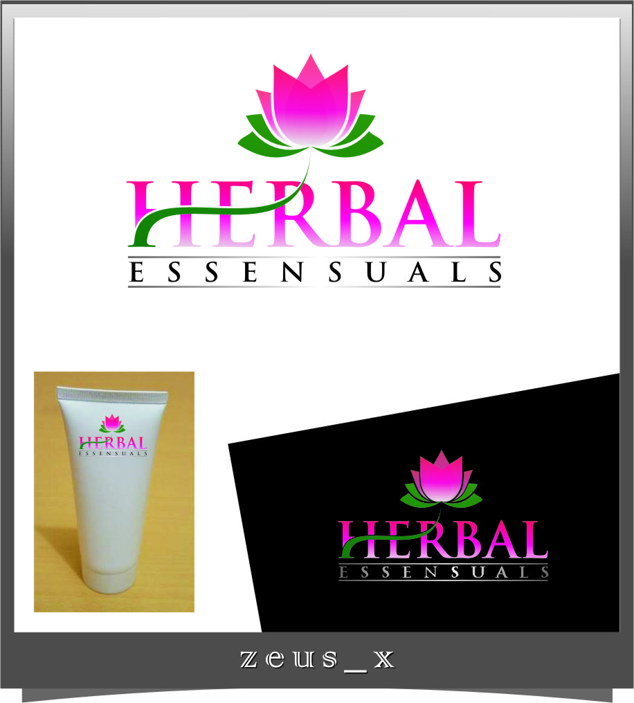 Logo Design by Ngepet_art - Entry No. 138 in the Logo Design Contest Captivating Logo Design for Herbal Essensuals.