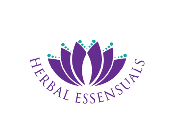 Logo Design by Mariposa - Entry No. 140 in the Logo Design Contest Captivating Logo Design for Herbal Essensuals.