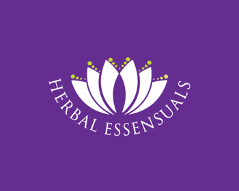 Logo Design by Mariposa - Entry No. 141 in the Logo Design Contest Captivating Logo Design for Herbal Essensuals.