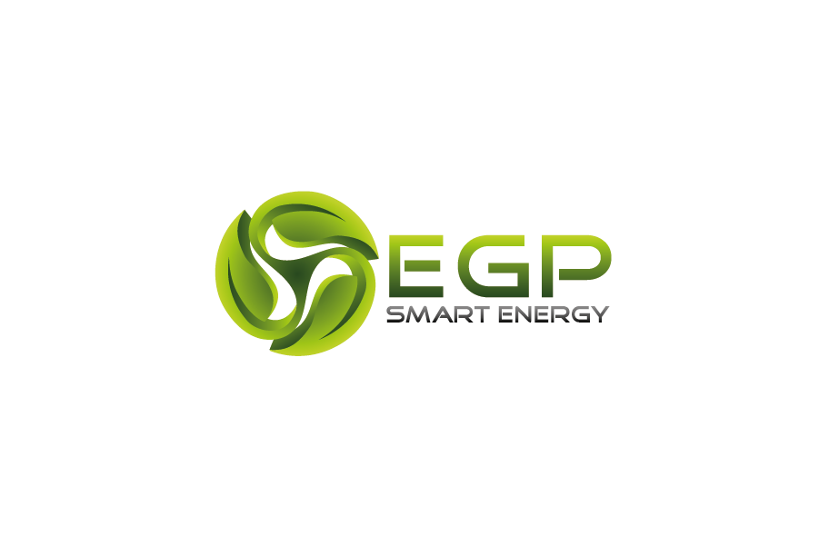 Logo Design by Digital Designs - Entry No. 45 in the Logo Design Contest Captivating Logo Design for EGP Smart Energy.