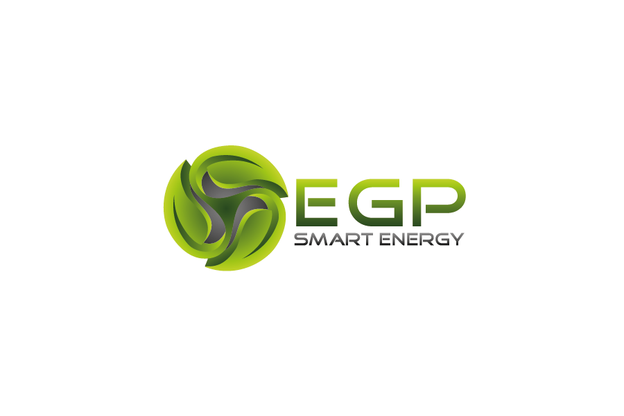 Logo Design by Digital Designs - Entry No. 46 in the Logo Design Contest Captivating Logo Design for EGP Smart Energy.