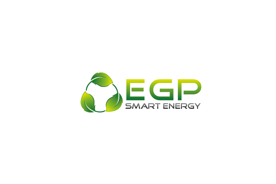 Logo Design by Digital Designs - Entry No. 47 in the Logo Design Contest Captivating Logo Design for EGP Smart Energy.