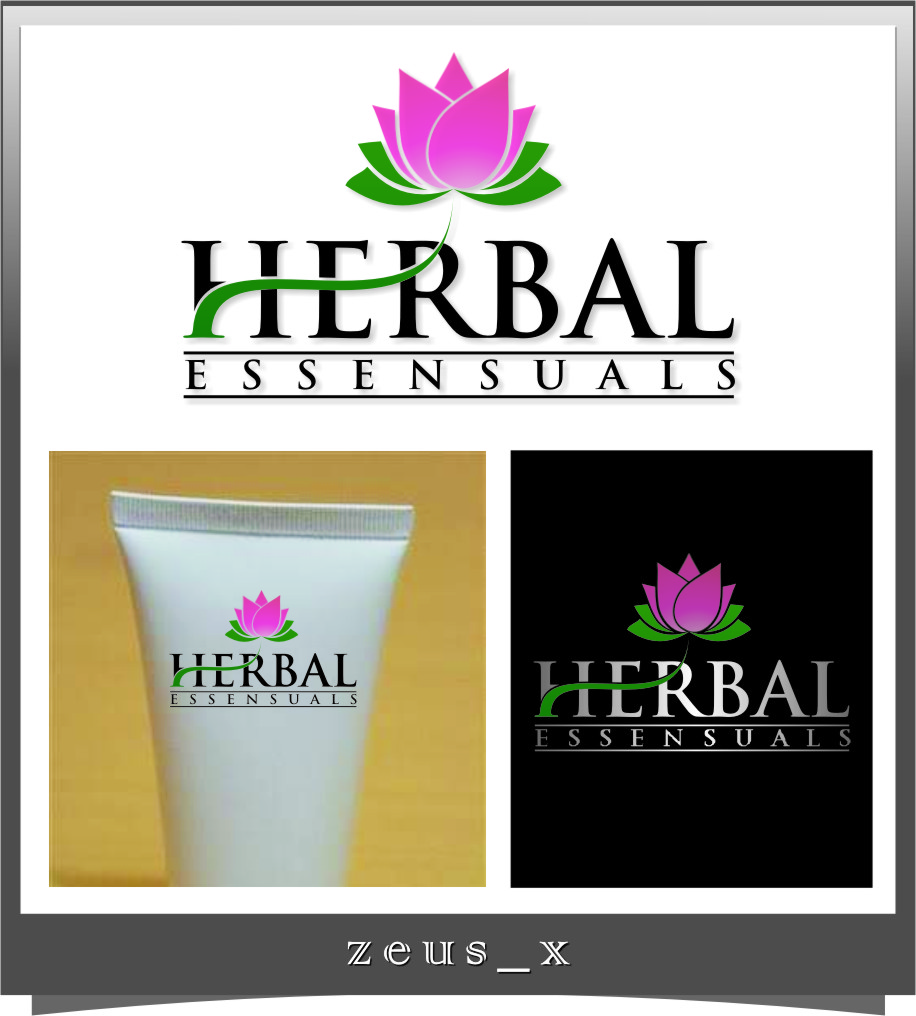 Logo Design by RasYa Muhammad Athaya - Entry No. 142 in the Logo Design Contest Captivating Logo Design for Herbal Essensuals.