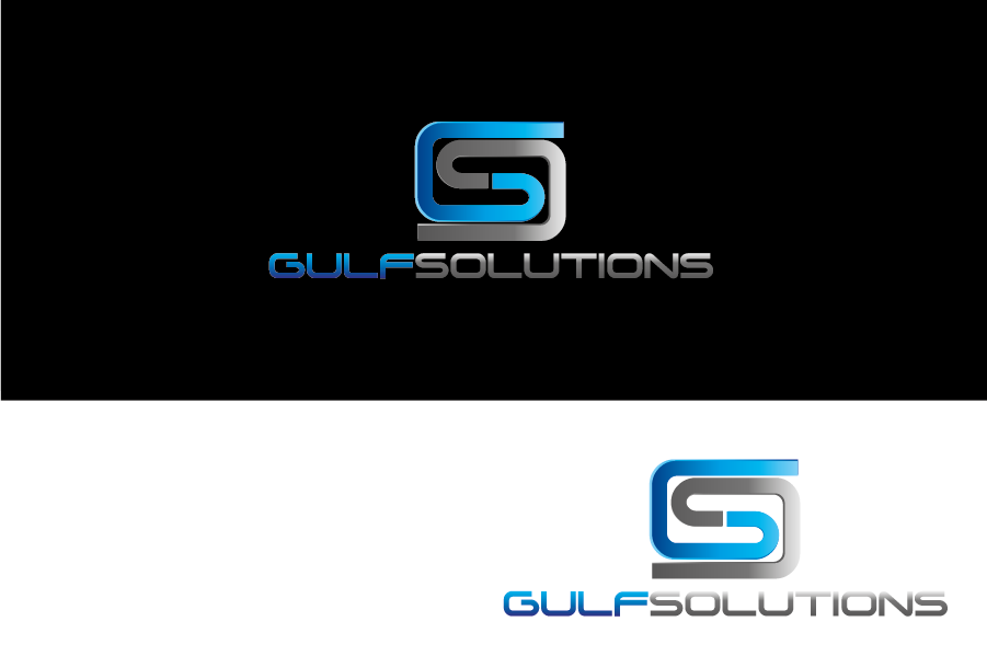 Logo Design by Private User - Entry No. 73 in the Logo Design Contest New Logo Design for Gulf solutions company.