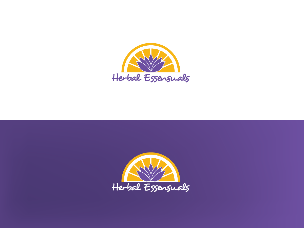 Logo Design by Private User - Entry No. 145 in the Logo Design Contest Captivating Logo Design for Herbal Essensuals.